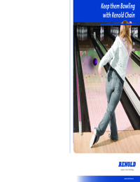 RENOLD Chain Bowling Industry Brochure